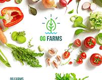 Branding - OG Farms