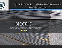 Distributor & Supplier Plat Seng & Plat Galvalum