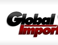 Global Imports / Logo