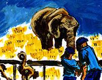 Sketchbook: Around the World