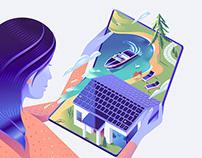 Off Market – Property illustrations