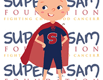 Super Sam Foundation Rebranding