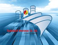 Trampbalt Overseas - rebranding