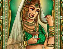 Starbucks Maharani - Vik Kainth