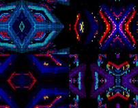 Led Remix - VJ Loop Pack (4in1)