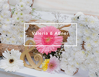 V & A Wedding