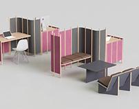 XO furniture system