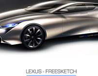 Lexus_FreeSketch