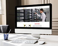 RedeTronic - Website