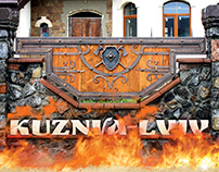 Calendar Kuznya-Lviv
