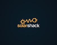 Solar Shack - rebrand