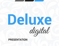 Deluxe Digital Powerpoint Template