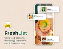 Food Scanning App
