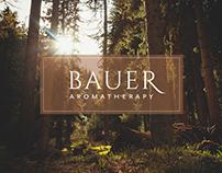Bauer Aromatherapy - Branding