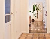 Tiles House