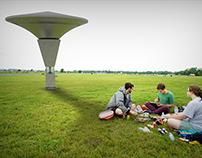 A Multi-Purpose Park Beacon