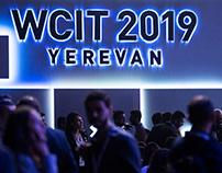 WCIT 2019 🞮 Rethinking the center 🞮 Yerevan