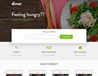 Diner(Concept design)