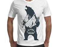 Alaska Is Dream T-Shirt