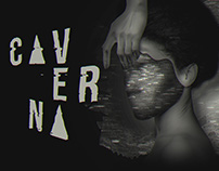 Caverna @ SP (Official Poster)