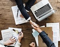 Closing a business deal