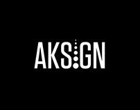 "Логотип для ""AKSIGN"" / http://www.aksign.ru"