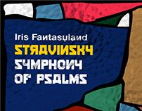 Stravinsky Symphony of Psalms