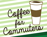 Coffee for Commuters Flyer