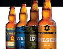 Banner de Ponto de Vendas - Cervejaria Othomania