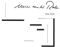 poster | Ludwig Mies Van Der Rohe