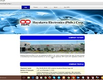 Wordpress - Hayakawa Electronics (Phils.) Corp