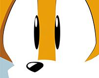 Hi, i'm Tails!