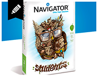Navigator • Talent Design Contest 2016