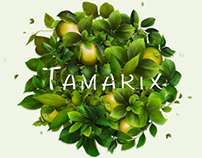Tamarix (nursery of fruit tree)