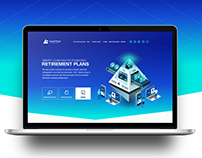 Auctus Landing Page