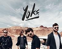 Yökş - Music Band Photography