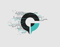 Guide tech branding identity