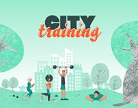 City Training | Branding