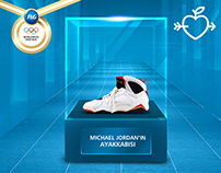 P&G - Olympics Exhibition