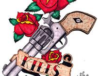 Love Like a Gun Often Kills