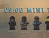 Counter Strike Global Offensive - Mini Characters!