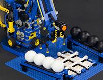LEGO RCX - Tic Tac Toe