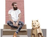Boy & Bear(d)