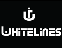 Whitelines - Wordmark Logo