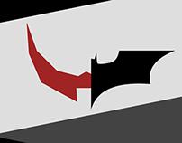 Bat vector characters.