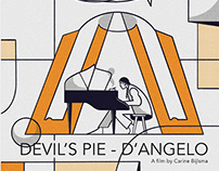 Filmposter Devil's Pie - D'Angelo