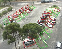 Deep Learning - Automatic Parking Lot Classification