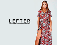 LEFTER® — Clothing and Accessories for Women