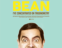MR. BEAN // Tribute poster