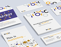 Bright Marketing Identity